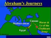 Abraham's Journey 1