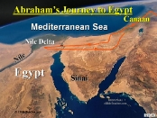 Abraham's Journey to Egypt