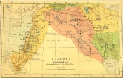 Assyria and Adjacent Lands - Patriarchal Period and Captivities
