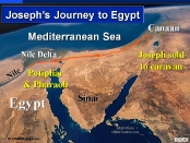 Joseph's Journeys to Egypt