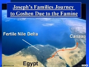 Joseph's Family Journey to Goshen