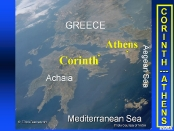 Paul, Corinth and Athens