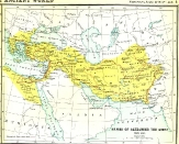 Empire of Alexander the Great - 325BC
