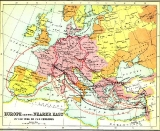 Europe and the Nearer East in the Time of Crusades