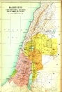 Palestine Under Herod's Will and in Time of Christ