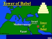 Tower of Babel Location