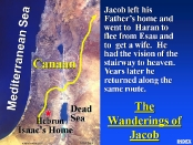 Wanderings of Jacob